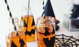 Enfeites de Halloween fáceis de fazer para decorar sua festa