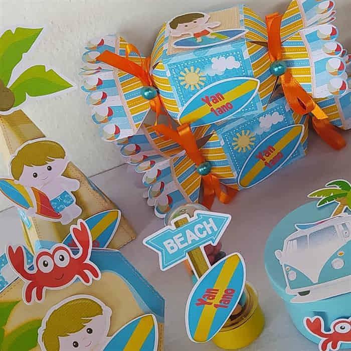 temas de festa infantil na piscina