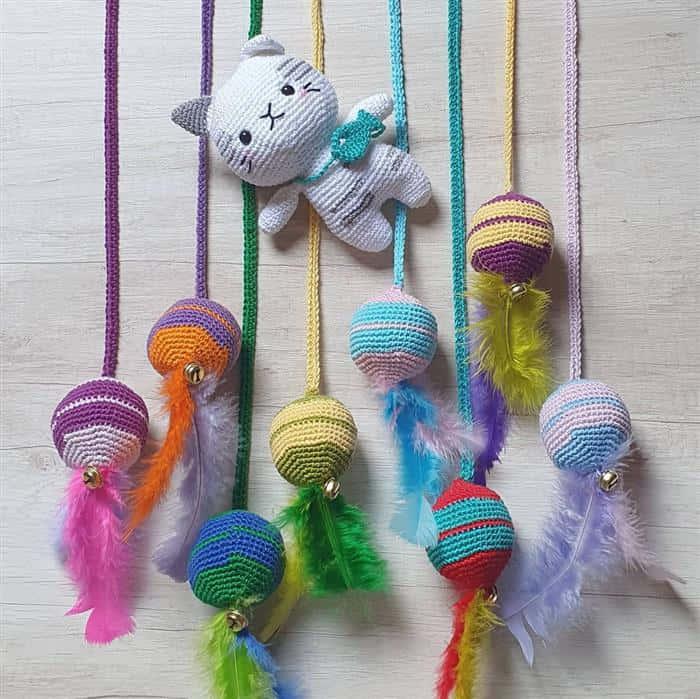 brinquedos de gatos