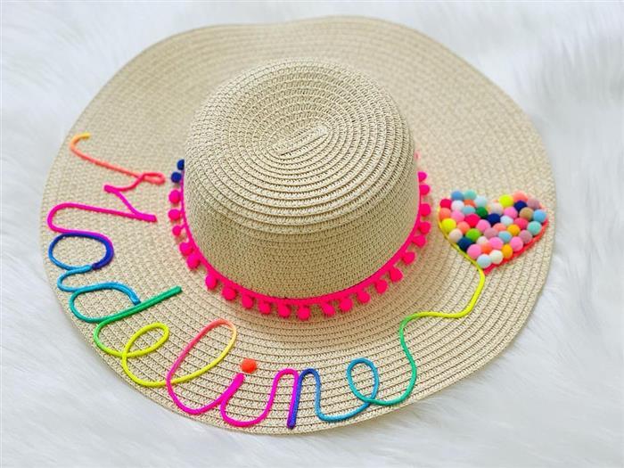 chapéu nome em inglês