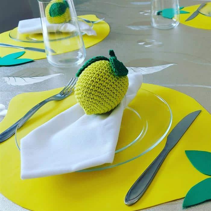 Read more about the article Como fazer porta guardanapo de crochê fácil